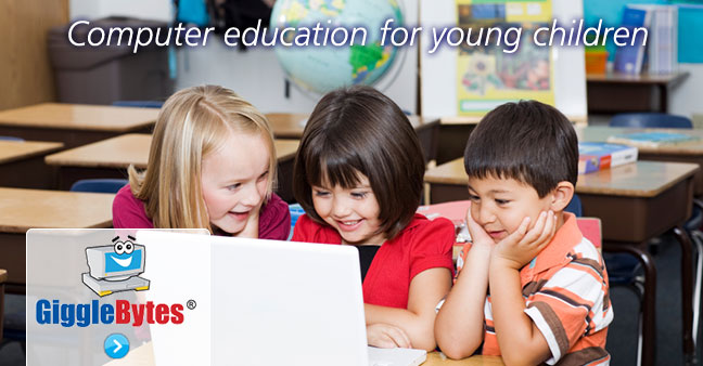 Gigglebytes - computer education for young children